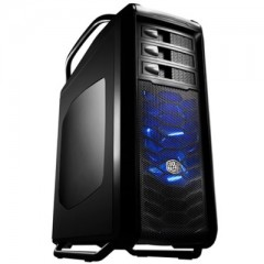 Cooler Master Cosmos SE Full Tower PC Gaming Case with Side Window - No PSU