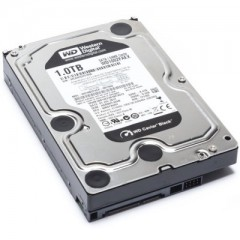 Western Digital Caviar Black 1TB 3.5 Inch SATA3 High-End Internal Desktop Hardisk