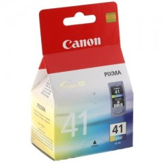 Canon CL 41 Color for Pixma MX / MP / IP Series - Original Inkjet Printer Cartridge