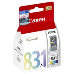 Canon CL 831 Color for Pixma MX / MP / IP Series - Affordable Inkjet Printer Cartridge