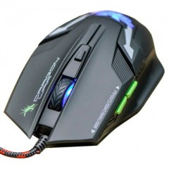 Dragonwar Unicorn ELE-G8 - Professional Gaming Laser Mouse