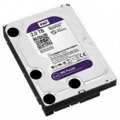 Western Digital Purple 2TB 3.5 Inch Internal SATA3 Video Surveillance / CCTV Hardisk