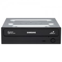 Samsung SH224DB 24X Black SATA DVD-RW - Internal Optical Drive (Loosepack)