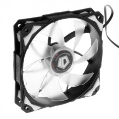 ID-COOLING NO-12025-G - Green LED 120mm PC Case Cooling Fan