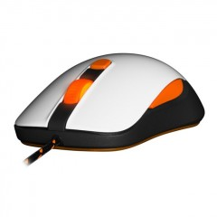 SteelSeries Kana V2 - Professional Gaming Optical Mouse (White)