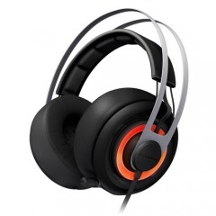 SteelSeries Siberia Elite Prism - Professional Gaming Headset (Black)