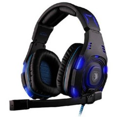 Sades Knight SA-907 - 7.1 Channel Professional Gaming Headset
