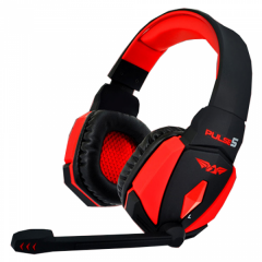 Armaggeddon Pulse 5 - 5.1 Channel Professional Gaming Headset
