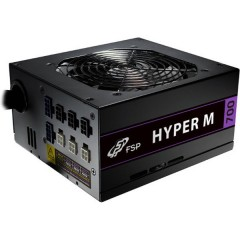 FSP Hyper M 700W - Semi Modular Power Supply Unit ATX
