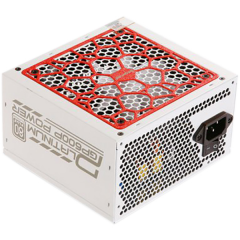Segotep GP700P 600W 80+Platinum - Non Modular Power Supply Unit ATX