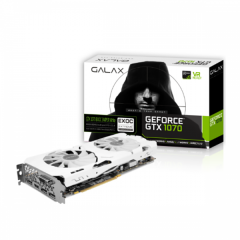 Galax NVidia GeForce GTX 1070 EXOC Sniper Version (Extreme Overclock) 8GB DDR5 PCI-E VGA Card
