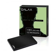 Galax Gamer L SSD 2.5 Inch 480GB - Internal Solid State Drive