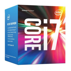 Intel Core i7-7700 LGA 1151 Kabylake Quad Core Processor (4.2 GHz Cache 8M)