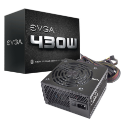 EVGA 430W 80+White - Power Supply Unit ATX