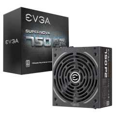 EVGA 750W 80+Platinum - Full Modular Power Supply Unit ATX