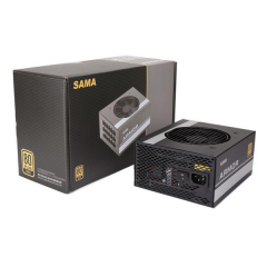 SAMA Armor 550W 80+Gold - Full Modular Power Supply Unit ATX