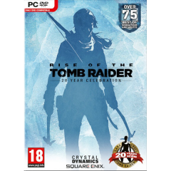 Rise of Tomb Raider 20 Years Celebration