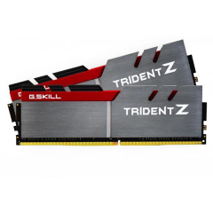 Gskill Trident-Z Memory Kit 16GB Dual Channel DDR4 PC RAM (F4-4000C19D-16GTZ)