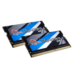 Gskill Ripjaws SODIMM Memory 16GB Dual Channel DDR4 Laptop RAM (F4-2400C16D-16GRS)