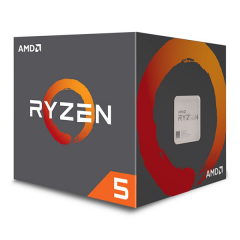 AMD Ryzen 5 2600 AM4 Hexa Core Processor (3.4 GHz Cache 16M)