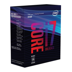 Intel Core i7-8700K LGA 1151 Coffeelake Hexa Core Processor (3.7 GHz Cache 12M)