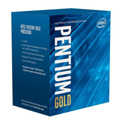 Intel G5400 LGA 1151 Coffeelake Dual Core Processor (3.7 GHz Cache 4M)