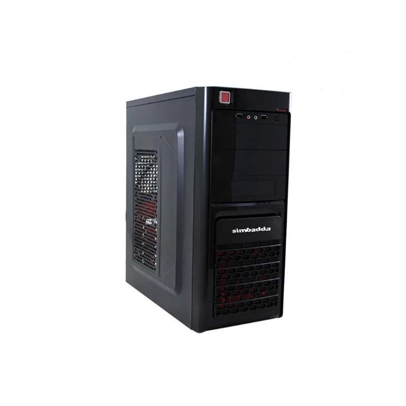 Paket PC Rakitan Office Dual Core G620 Sandy Bridge Mid Tower Cases - CPU Only [Win.7]