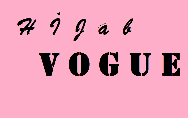 logo Hijab Vogue