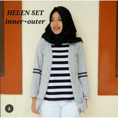 ​Helen Set Top (Inner&Outter)