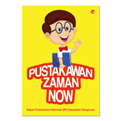 PUSTAKAWAN ZAMAN NOW