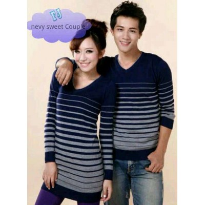 Navy Sweet Couple