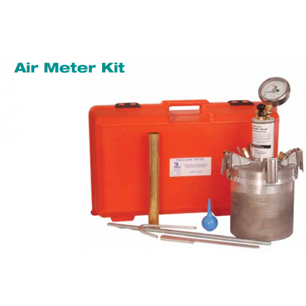 CONCRETE AIR METER KIT