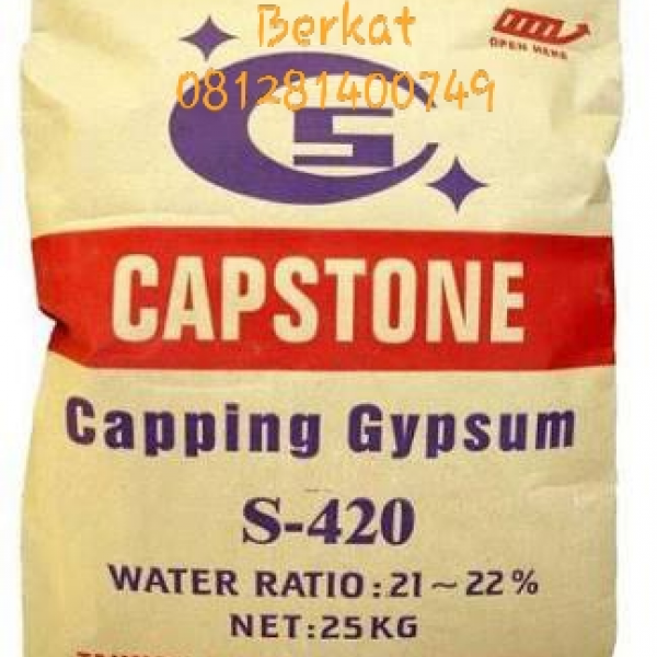 CAPPING GYPSUM