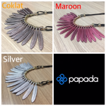 Kalung Colored leaves