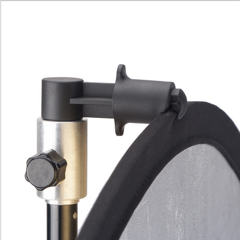 Reflector Disc Holder Clamp Clip