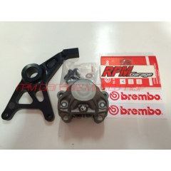 Brembo SuperSport Rear P34 + Bracket Honda CBR1000RR ABS 2008-2014]
