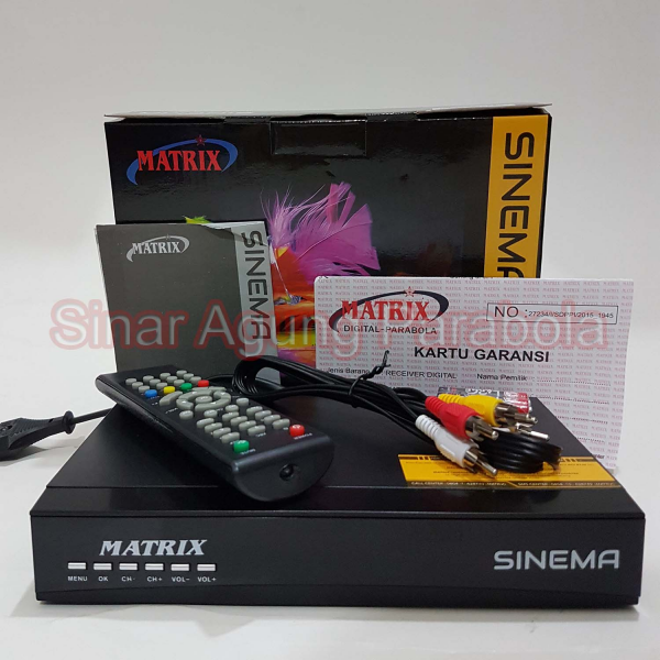 Receiver Matrix Sinema HD