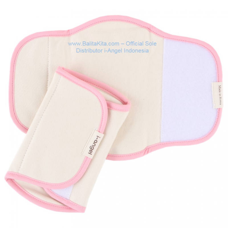 i-Angel Teething Pad - Pink