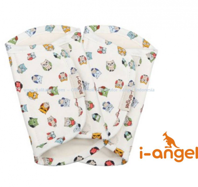i-Angel Teething Pad - Mini Owl