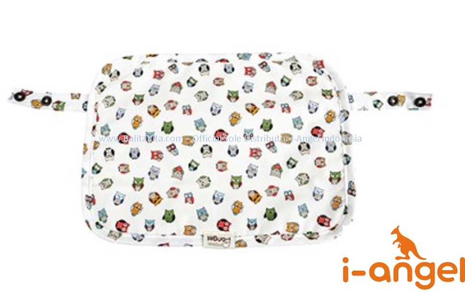 i-Angel Multi Teething Pad - Mini Owl
