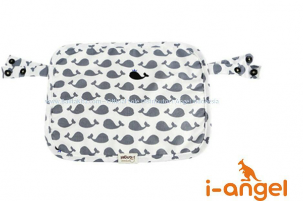 i-Angel Multi Teething Pad - Dolphin White