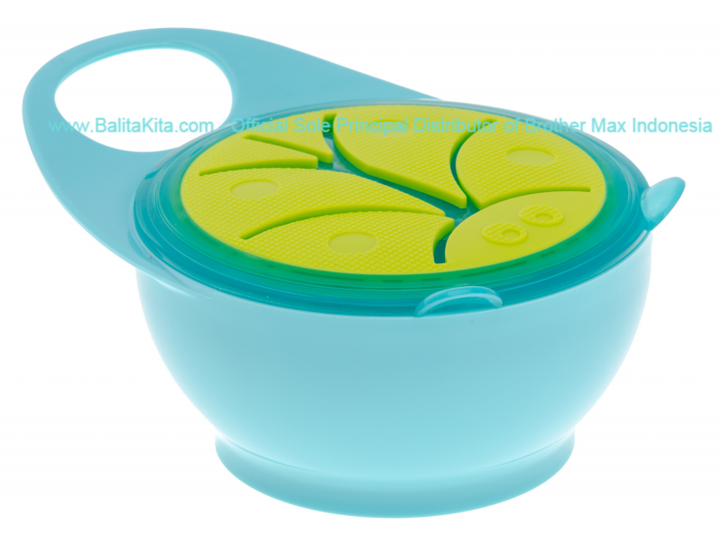 Easy-Hold Snack Pot Bowl