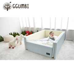 Ggumbi Indie Blue 12in1 Bumper Bed