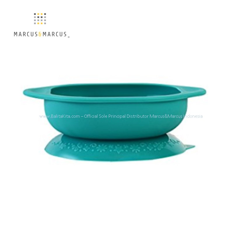 Suction Baby Bowl - Green Elephant (KD26 EP)