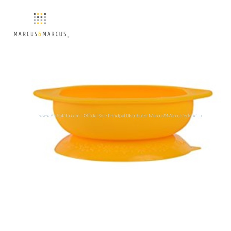 Suction Baby Bowl - Yellow Giraffe (KD26 GF)