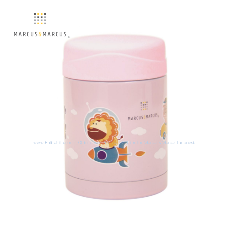 Thermal Food/Drink Jar - Pink (BB13 PK)