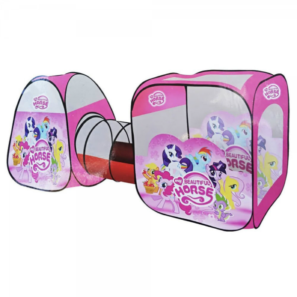 Tenda Terowongan Little Pony