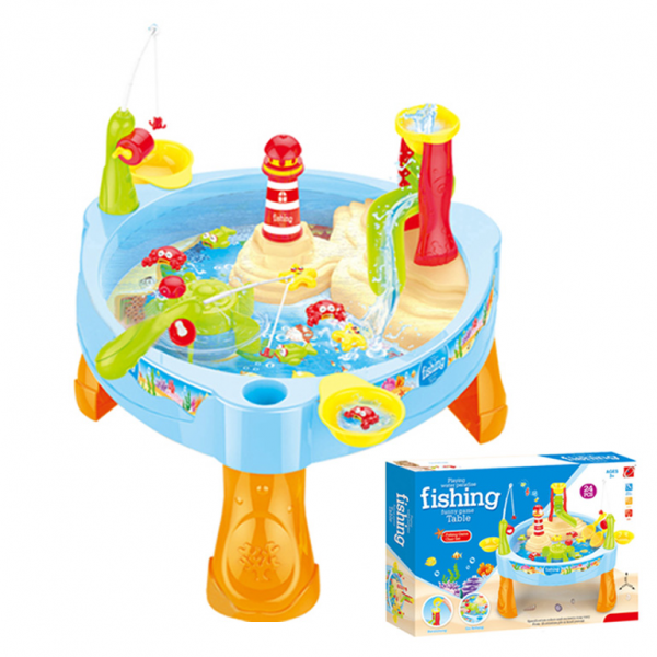 Water Paradise Fishing Game Table