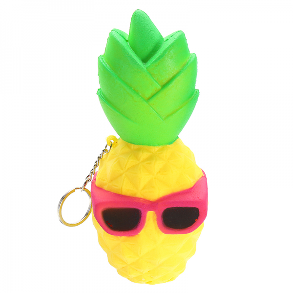 Squishy Cool Pineapple