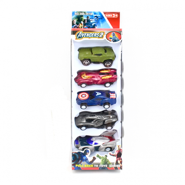 Die Cast Avengers No.399-351K